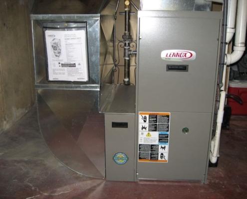 furnace in toronto